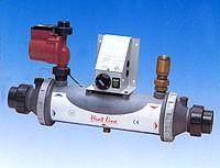 Теплообменники бассейнов heat line бойлер с теплообменником от гвс