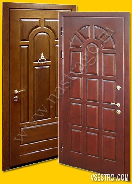 двер металлические входные клин
